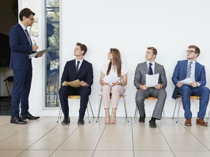 """Cố gắng """"xốc"""" lại tinh thần tức thời để có 1 buổi phỏng vấn trơn tru."""