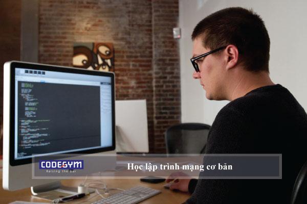 Học lập trình mạng cơ bản