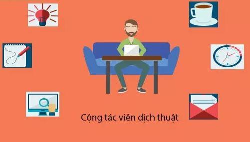 Việc làm dịch thuật tại nhà