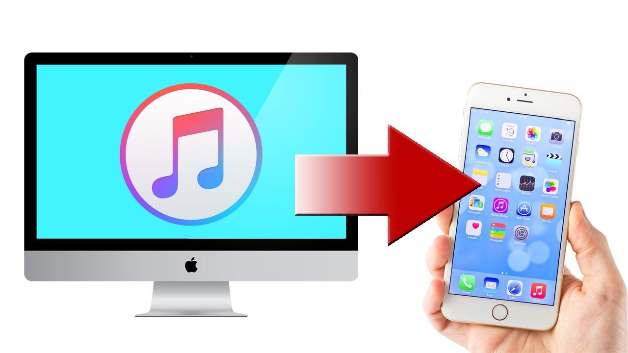 Cách Chuyển Nhạc Từ Máy Tính Vào Iphone
