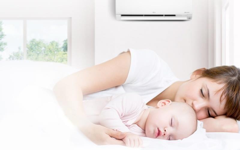 Chế độ ngủ giúp bạn ngủ ngon mà không sợ bị lạnh