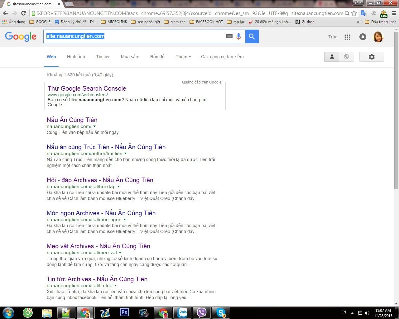 Tìm Kiếm Trong Trang Web