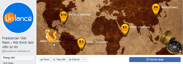 Bạn có thể đăng tin tuyển dụng lên fanpage Freelancer Việt Nam ngay bây giờ để tìm ứng cử viên cho mình