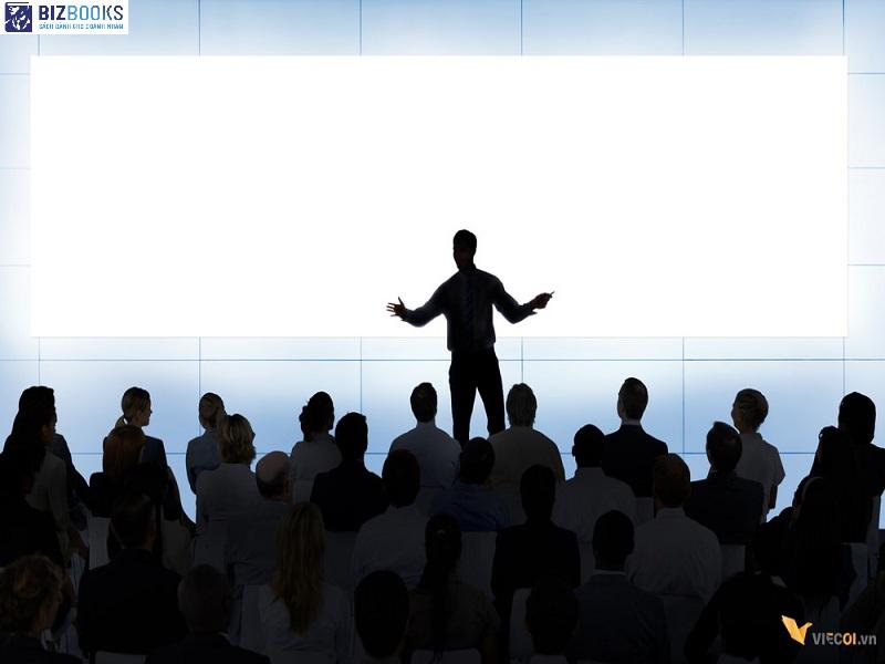 Kỹ năng thuyết trình trước đám đông để không ai ngủ gật khi bạn nói