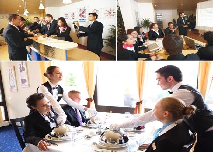 Ngành Quản trị Nhà hàng - Khách sạn