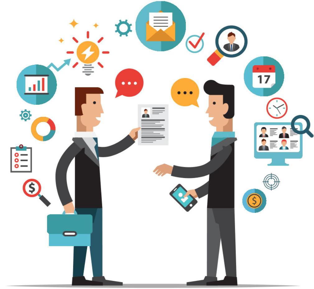 6 bước chuẩn trong quy trình tuyển mộ - Blogvieclam