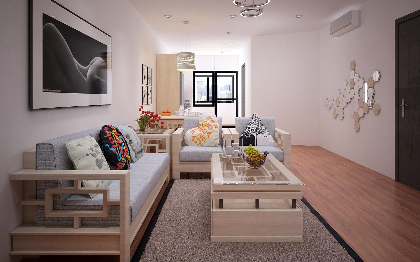 Chỉ từ 3 – 5 triệu đồng/ tháng, bạn đã có thể thuê được những căn chung cư giá rẻ