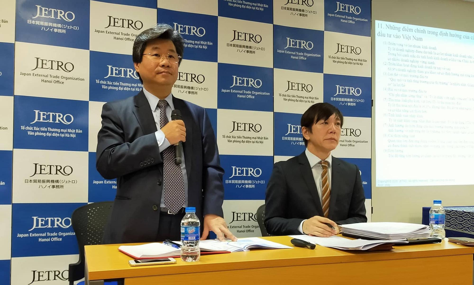 Gần 64% doanh nghiệp Nhật Bản muốn mở rộng kinh doanh ở Việt Nam - Báo  Người lao động