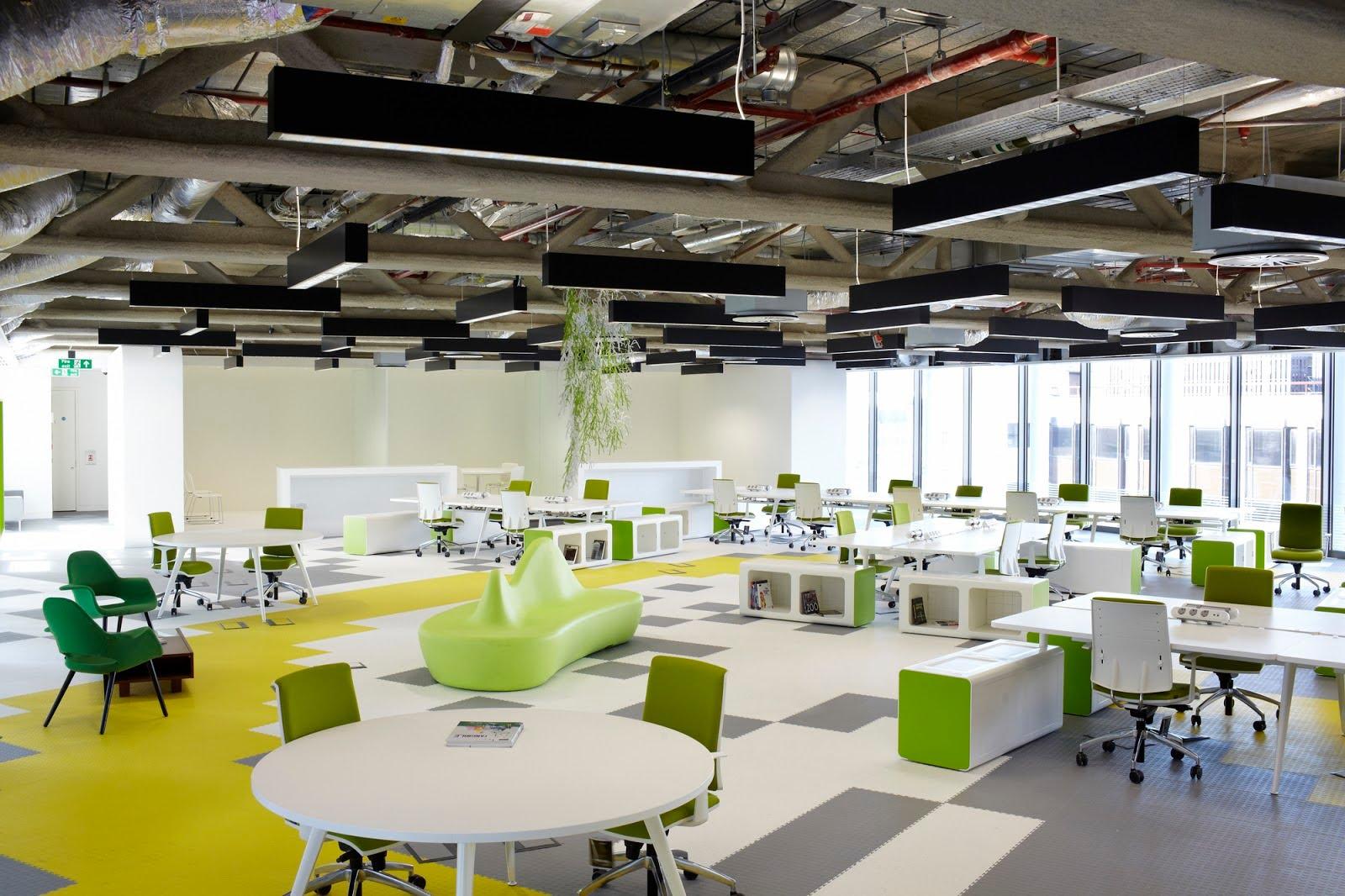 Khái niệm văn phòng cho các doanh nghiệp