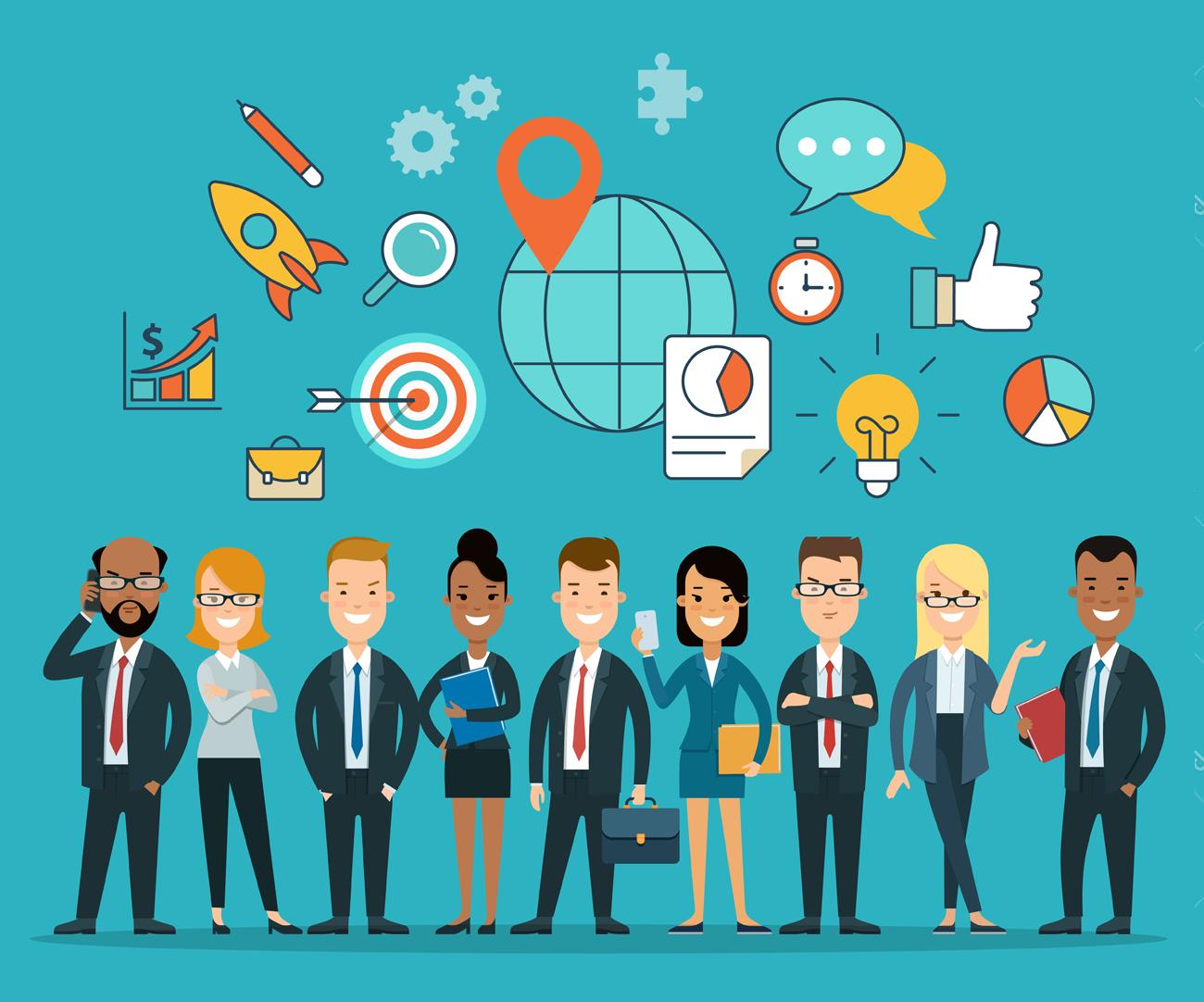 kỹ năng kinh doanh Tại sao nhiều người chọn ngành kinh doanh