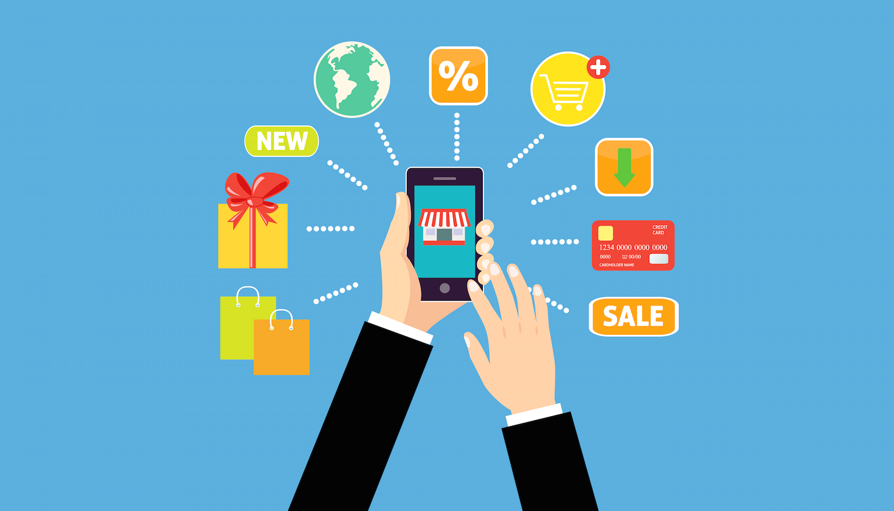 Kinh doanh online tiện lợi