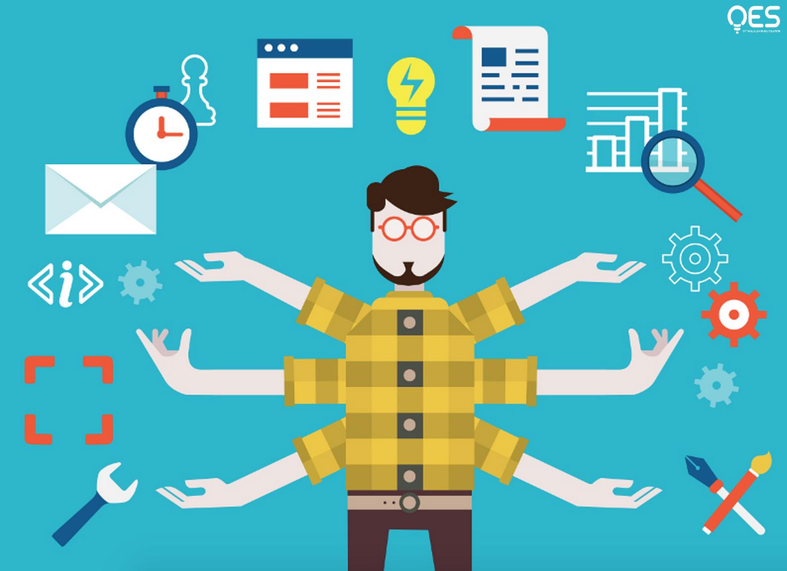 Những kỹ năng mềm online mọi nhân viên văn phòng cần biết - OES - CÔNG TY  CỔ PHẦN DỊCH VỤ ĐÀO TẠO TRỰC TUYẾN